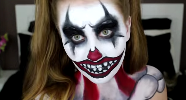 2 Halloween Makeup Tutorials That Will Scare the Bravest
